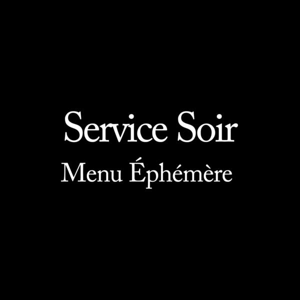 Service Soir
